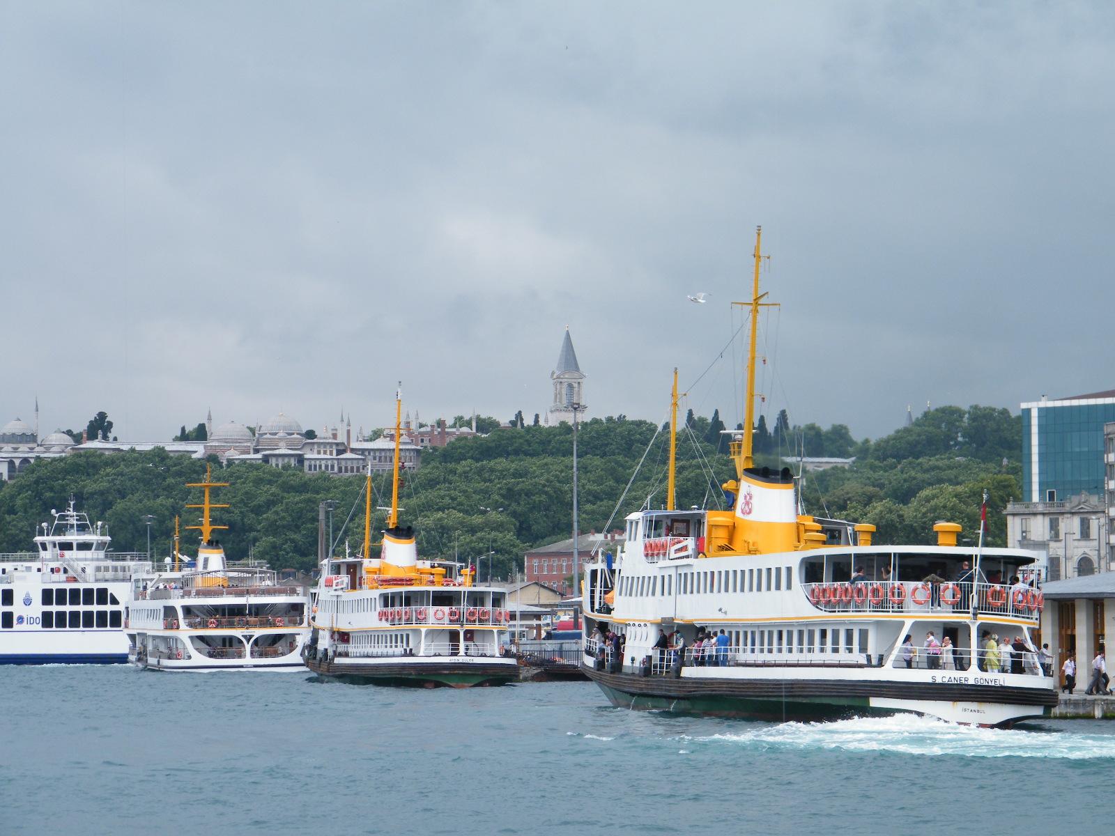 Istanbul Fähre